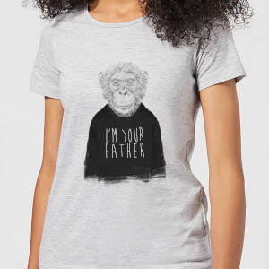 I'm Your Father Women's T-Shirt - Grey