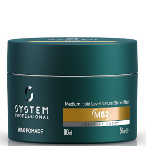 System Professional Man Wax Pomade 80ml