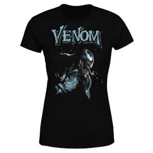 Venom Profile Women's T-Shirt - Black