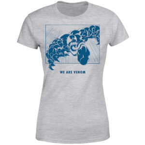 Venom We Are Venom Women's T-Shirt - Grey