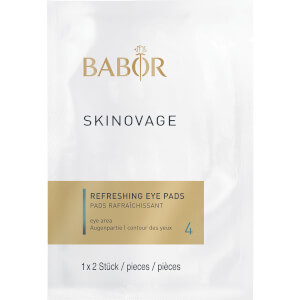 BABOR SKINOVAGE Refreshing Eye Pads (5 Pack)