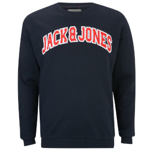 Jack & Jones Originals Men's Urbia Sweatshirt - Total Eclipse