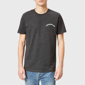A.P.C. Men's Eastward Oh! T-Shirt - Anthracite Chine