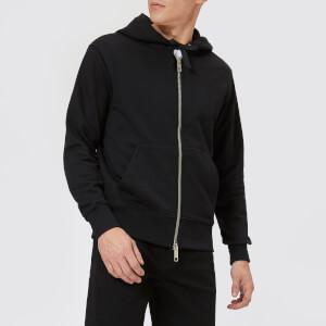 Versus Versace Men's Back Logo Hoodie - Black
