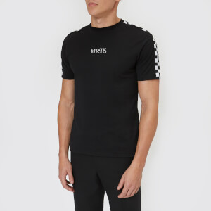 Versus Versace Men's Centre Logo T-Shirt - Black