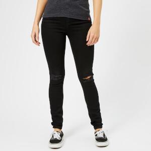 Superdry Women's Sophia Skinny Jeans - Black