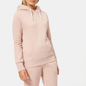 Superdry Women's Orange Label Elite Hoodie - Copper Blush