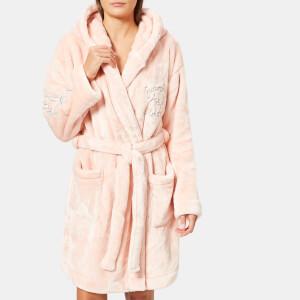 Superdry Women's Sophia Loungewear Robe - Rose Pink