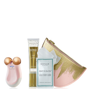 NuFACE Gold Mini Express Skin Toning Collection (Worth $382.00)