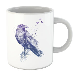Balazs Solti Birds Flying Mug