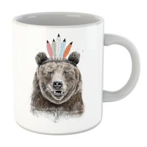 Balazs Solti Native Bear Mug