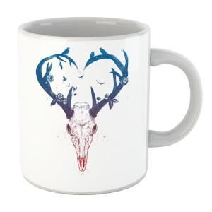 Balazs Solti Antlers Mug