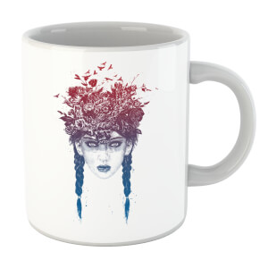 Balazs Solti Native Girl Mug