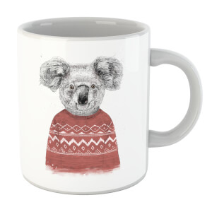 Balazs Solti Koala And Jumper Mug
