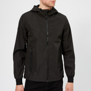 Superdry Men's Beach Cagoule - Black