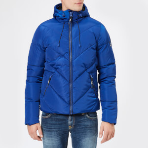 Superdry Men's Xenon Padded Jacket - Bright Cobalt