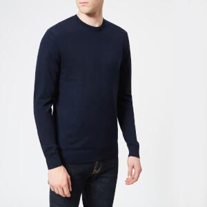 Aquascutum Men's Carston Core Merino Knitted Jumper - Navy