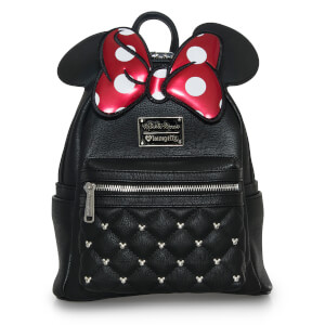 Loungefly Disney Minnie Mouse Bow Mini Backpack