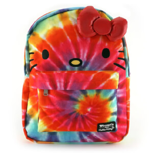 Loungefly Hello Kitty - Zaino Tie Dye