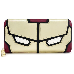 Loungefly Marvel Cartera Iron Man