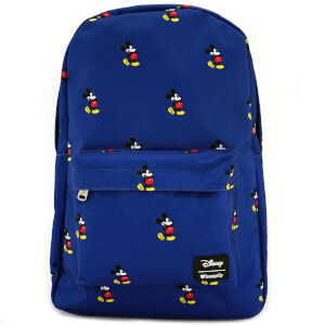 Mochilla Estampada - Disney Loungefly - Mickey Mouse