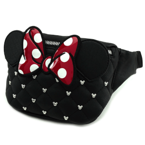 Loungefly Disney Minnie Mouse Ears Fanny Pack