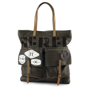 Loungefly Star Wars - Borsa Ribelli (Rebel)