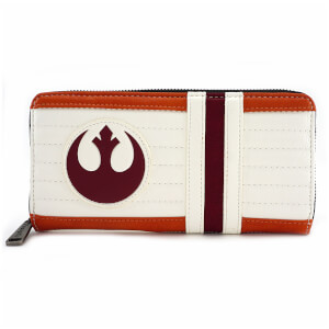 Loungefly Star Wars X-Wing Zip Around Wallet