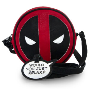 Loungefly Marvel Deadpool Cross Body Bag