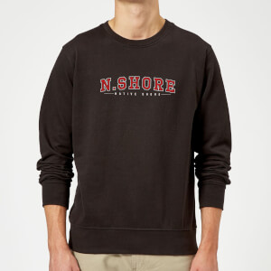 Native Shore N.Shore Sweatshirt - Black