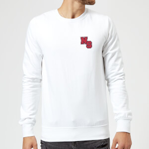 Native Shore NS Pocket Sweatshirt - White