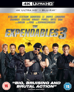The Expendables 3 - 4K Ultra HD