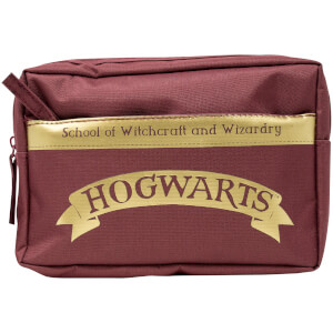 Trousse multipoche Harry Potter