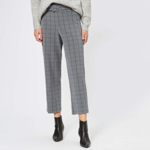 Gestuz Women's Mokita Pants - Check