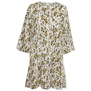 Gestuz Women's Leopa Long Sleeve Dress - Multi