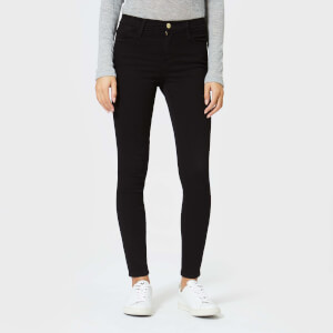 Frame Women's Le High Skinny Jeans - Film Noir