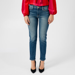 Frame Denim Women's Le Nouveau Straight Fit Jeans - Arnott