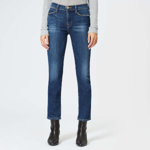 Frame Women's Le High Straight Fit Jeans - York