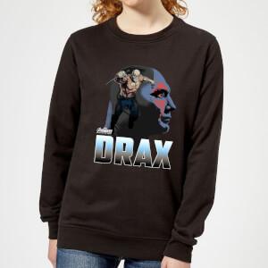 Sweat Femme Drax Avengers - Noir