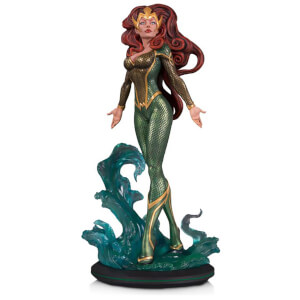 DC Collectibles DC Cover Girls Mera by Joelle Jones Statue - 28.5cm