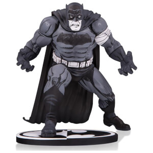 DC Collectibles Batman Black and White Batman by Klaus Janson Statue - 16cm