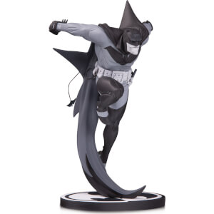 Statuette Batman par Sean Murphy DC Collectibles Batman Noir et Blanc White Knight