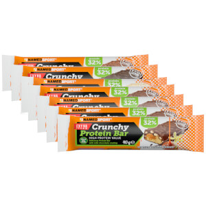 NAMEDSPORT Crunch Protein Bar - 24 Bars