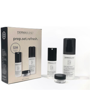 Dermablend Make Up Essentials Gift Set - Limited Edition (Worth $54)