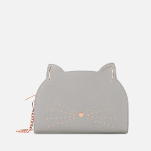 Ted Baker Women's Kirstie Cat Cross Body Bag Bag - Grey