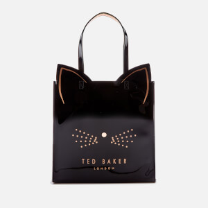 Ted Baker Women's Felicon Cat Large Icon Bag - Black
