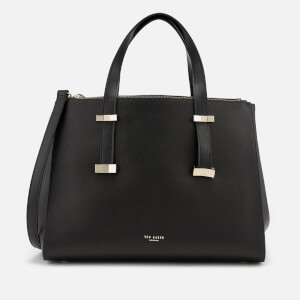Ted Baker Women's Alexiis Bow Adjustable Handle Large Tote Bag - Black