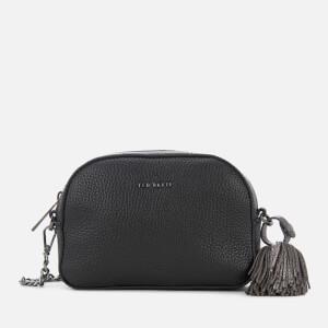 Ted Baker Women's Madiiee Leather Pom Belt Bag - Black