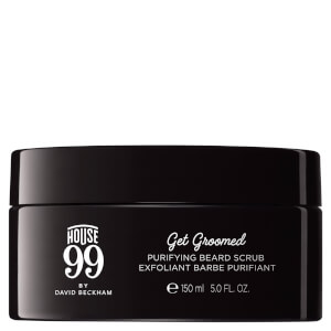 House 99 Get Groomed Purifying Beard Scrub 150ml: Image 1