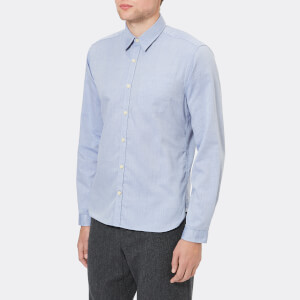 Oliver Spencer Men's New York Special Shirt - Astley Blue